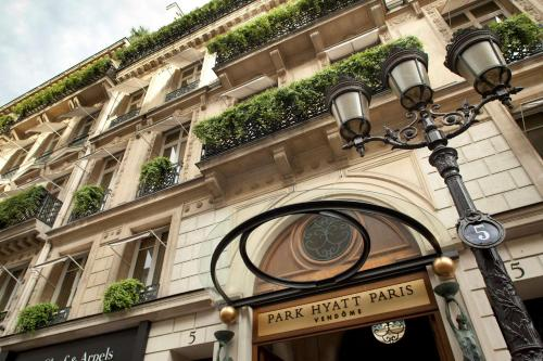 Park Hyatt Paris Vendome impression