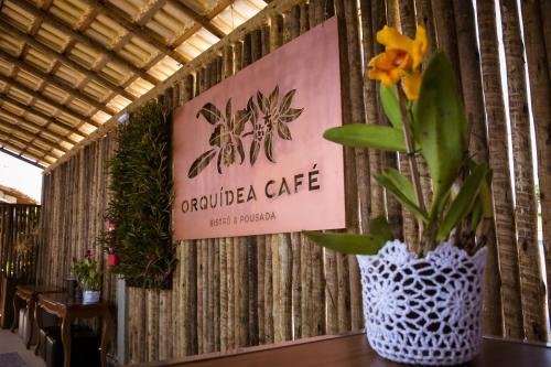 Orquídea Café Photo