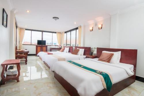 Angkor Udom Guesthouse, Сиемреап