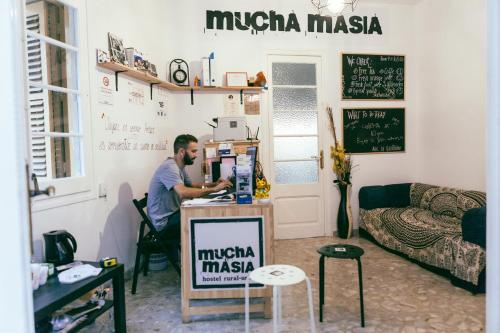 Mucha Masia Hostel Rural Urba photo 38