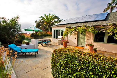 #230 - Del Mar Beach Beauty Three-Bedroom Holiday Home - Del Mar, CA 92014