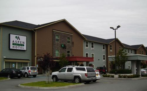 Aspen Suites Hotel Juneau Photo