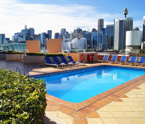Novotel Sydney Darling Harbour photo 22