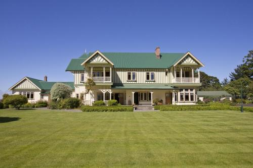 Maungaraupi Country Estate, Hunterville