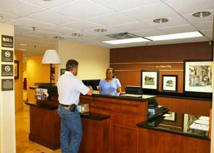 Hampton Inn Wytheville Photo
