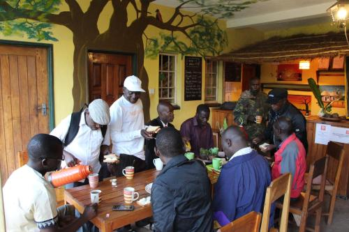 Pakachere Backpackers & Creative Centre, Zomba