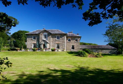 Ty Mawr Mansion