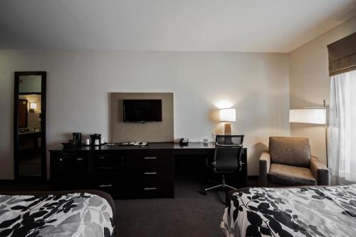 Sleep Inn & Suites Hennessey Photo