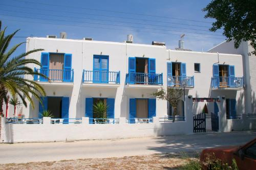 Pension Piertzovani - Leivadia, Parikia Greece