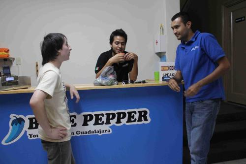 Blue Pepper Hostel & Bar Photo
