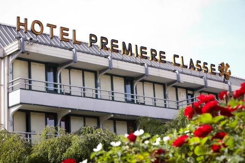 Premi�re Classe Montlu�on Saint-Victor