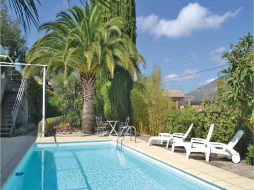 One-Bedroom Holiday home Nice with an Outdoor Swimming Pool 03 photo 16