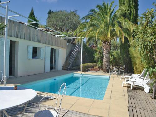 One-Bedroom Holiday home Nice with an Outdoor Swimming Pool 03 photo 18