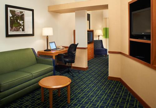 Fairfield Inn & Suites Indianapolis East photo 14