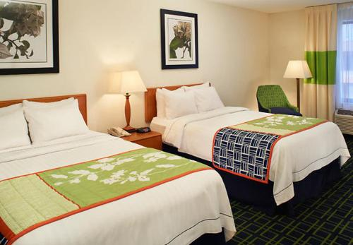 Fairfield Inn & Suites Indianapolis East photo 15