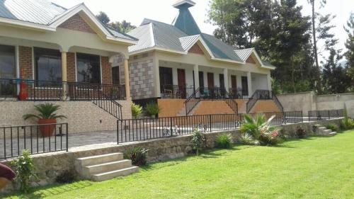 Mann Peace of Mind Lodges, Arusha