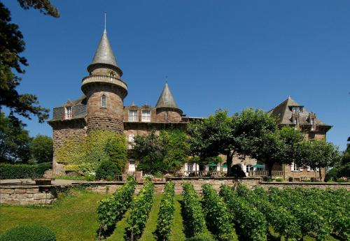 Chateau de Castel Novel - Chateaux et Hotels Collection, Варес