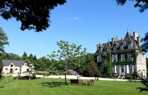 Manoir de Kerangosquer