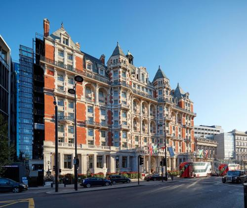 Mandarin Oriental Hyde Park, London impression