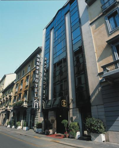 Hotel Sanpi Milano photo 57