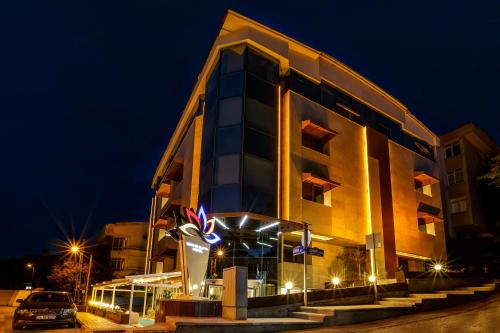 Ankara Grand Elitta Hotel rooms
