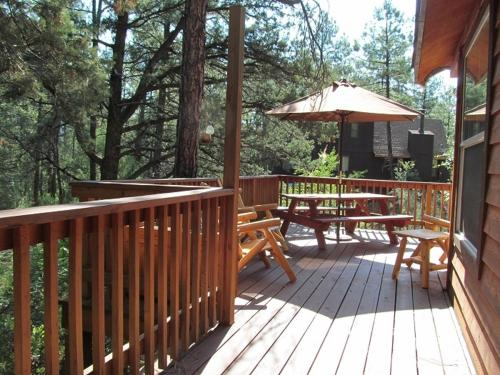 Kamp Kiwis Cabins Photo
