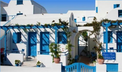 Semprou Rooms - Santorini Hotels