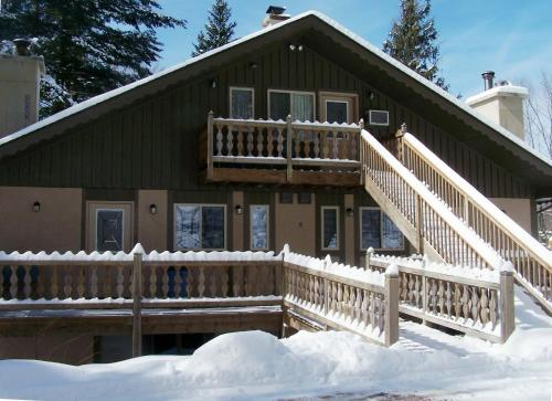Slide Mountain Forest House Photo