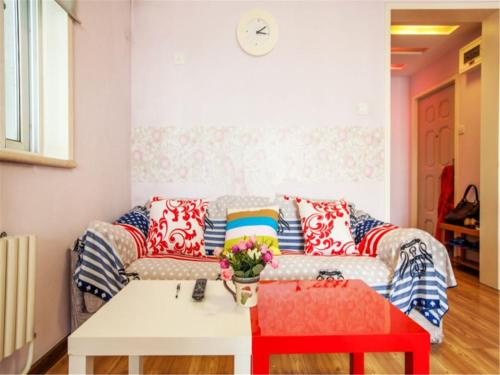 Shuangjing Guomao Comfortable One-bedroom Apartment photo 3