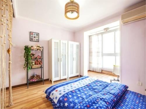 Shuangjing Guomao Comfortable One-bedroom Apartment photo 6