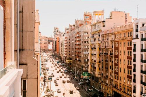 Gran Via, 80, Madrid City Centre, 28013 Madrid, Spain.