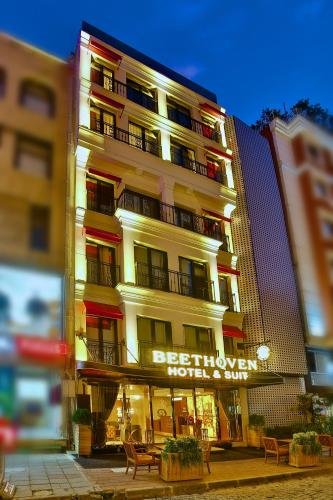 İstanbul Beethoven Hotel & Suite fiyat