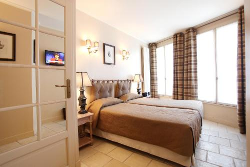 Hotel Pavillon Saint-Louis Bastille Paris