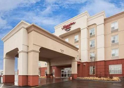 Hampton Inn by Hilton Edmonton South Photo