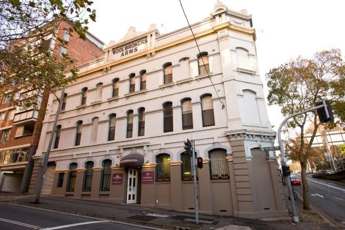 Woolbrokers Hotel photo 16