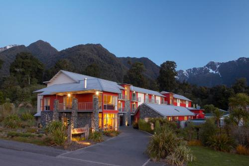 Distinction Fox Glacier - Te Weheka Boutique Hotel