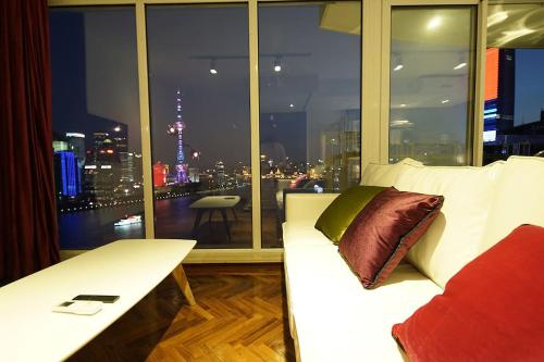 Shanghai Bund River View Boutique Apartment photo 8