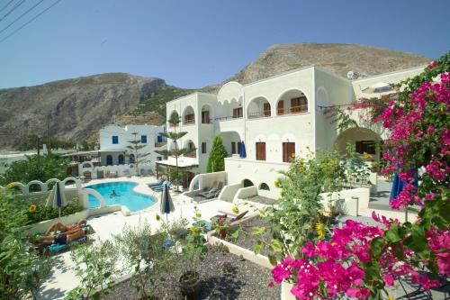 Sideris Sunflower Villa - Santorini Hotels