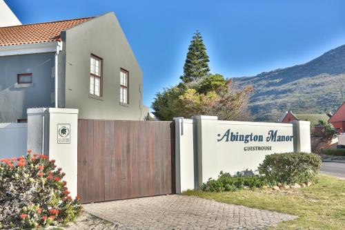 Abington Manor Fish Hoek Guesthouse Photo