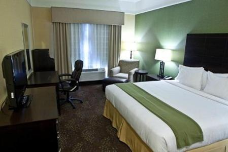 Holiday Inn Express and Suites Detroit North-Troy Photo