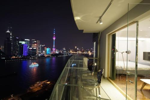 Shanghai Bund River View Boutique Apartment photo 20