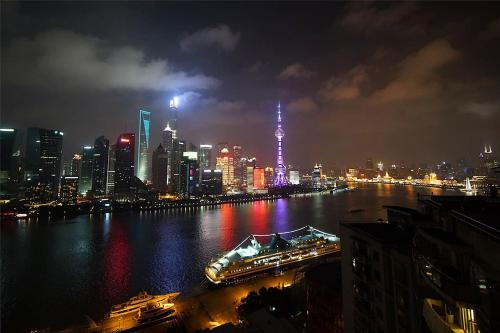Shanghai Bund River View Boutique Apartment photo 31