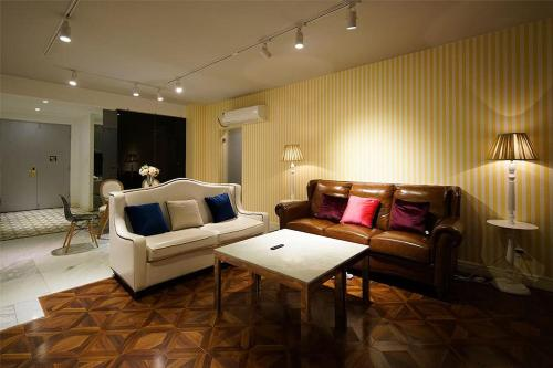 Shanghai Bund River View Boutique Apartment photo 38
