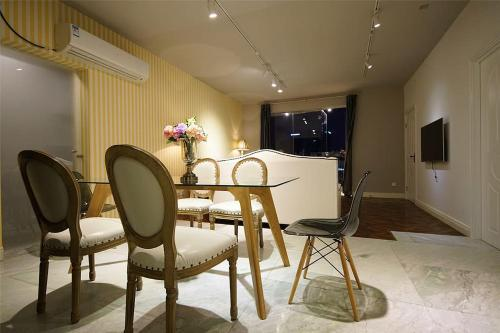 Shanghai Bund River View Boutique Apartment photo 48