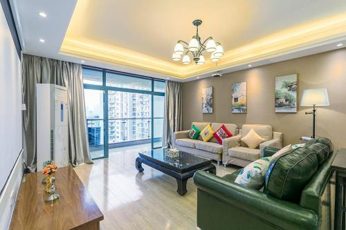 Shanghai Bund River View Boutique Apartment photo 71