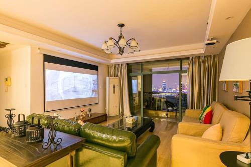 Shanghai Bund River View Boutique Apartment photo 83