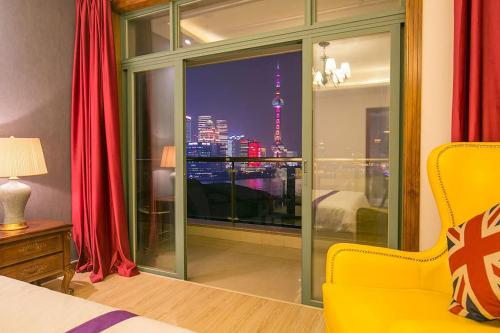 Shanghai Bund River View Boutique Apartment photo 93