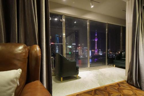 Shanghai Bund River View Boutique Apartment photo 118
