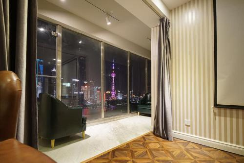 Shanghai Bund River View Boutique Apartment photo 121