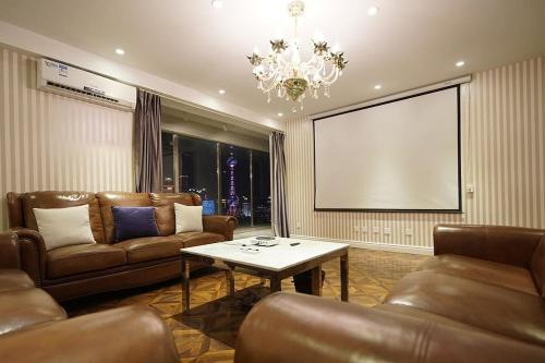 Shanghai Bund River View Boutique Apartment photo 126